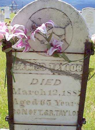 TAYLOR, JAMES - Baker County, Oregon   JAMES TAYLOR - Oregon Gravestone Photos