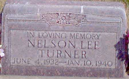 TURNER, NELSON LEE - Baker County, Oregon | NELSON LEE TURNER - Oregon Gravestone Photos