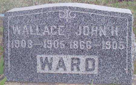 WARD, WALLACE - Baker County, Oregon | WALLACE WARD - Oregon Gravestone Photos