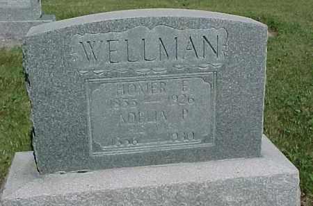 CAMPBELL WELLMAN, ADELIA PHELPS - Baker County, Oregon | ADELIA PHELPS CAMPBELL WELLMAN - Oregon Gravestone Photos