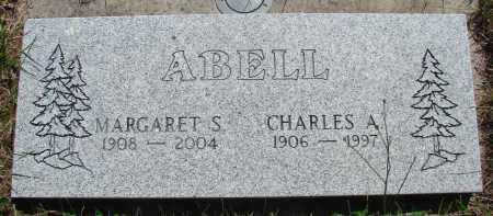 ABELL, MARGARET - Benton County, Oregon | MARGARET ABELL - Oregon Gravestone Photos