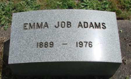 ADAMS, EMMA - Benton County, Oregon | EMMA ADAMS - Oregon Gravestone Photos