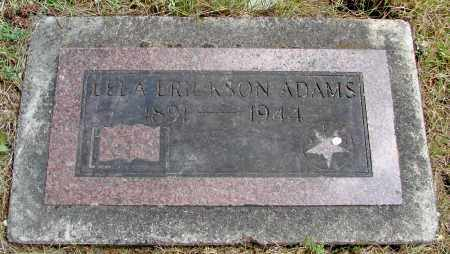 ADAMS, LELA CHRISTIANA - Benton County, Oregon | LELA CHRISTIANA ADAMS - Oregon Gravestone Photos