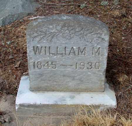 BEALS, WILLIAM M SR - Benton County, Oregon | WILLIAM M SR BEALS - Oregon Gravestone Photos