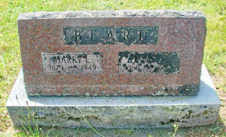 ADAMS BEARD, KATE A - Benton County, Oregon   KATE A ADAMS BEARD - Oregon Gravestone Photos