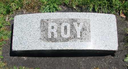 BRYSON, ROY EDWIN - Benton County, Oregon | ROY EDWIN BRYSON - Oregon Gravestone Photos