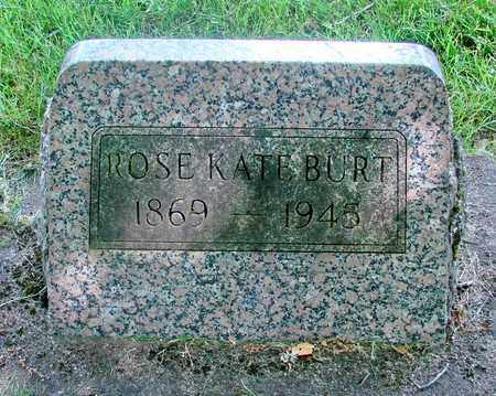 BURT, ROSE KATE - Benton County, Oregon | ROSE KATE BURT - Oregon Gravestone Photos