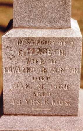 BRAMMELL HINTON, ELIZABETH EUNICE - Benton County, Oregon | ELIZABETH EUNICE BRAMMELL HINTON - Oregon Gravestone Photos