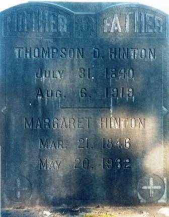 BARCLAY HINTON, MARGARET - Benton County, Oregon | MARGARET BARCLAY HINTON - Oregon Gravestone Photos