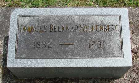 BELKNAP, FRANCES - Benton County, Oregon | FRANCES BELKNAP - Oregon Gravestone Photos