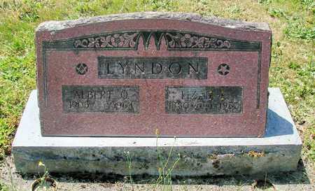 LYNCH, ALBERT O - Benton County, Oregon | ALBERT O LYNCH - Oregon Gravestone Photos
