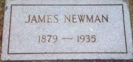 NEWMAN, JAMES - Benton County, Oregon | JAMES NEWMAN - Oregon Gravestone Photos