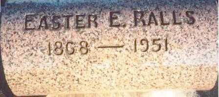 HINTON, EASTER ELIZABETH - Benton County, Oregon | EASTER ELIZABETH HINTON - Oregon Gravestone Photos