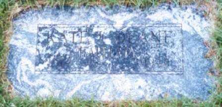 KINDRED DEANE, KATHERINE INEZ - Clatsop County, Oregon | KATHERINE INEZ KINDRED DEANE - Oregon Gravestone Photos