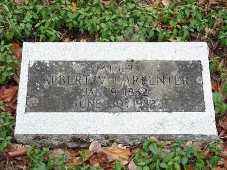CARPENTER, ALBERT V. - Douglas County, Oregon | ALBERT V. CARPENTER - Oregon Gravestone Photos