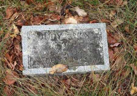 OWEN, JUDY - Douglas County, Oregon   JUDY OWEN - Oregon Gravestone Photos