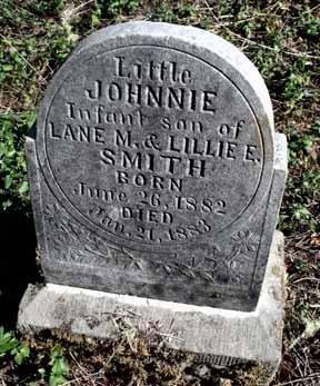 SMITH, JOHNNIE - Douglas County, Oregon | JOHNNIE SMITH - Oregon Gravestone Photos