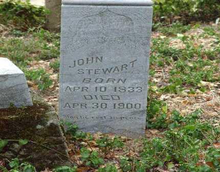 STEWART, JOHN - Douglas County, Oregon | JOHN STEWART - Oregon Gravestone Photos