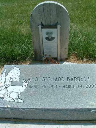 BARRETT, RICHARD D. - Klamath County, Oregon   RICHARD D. BARRETT - Oregon Gravestone Photos