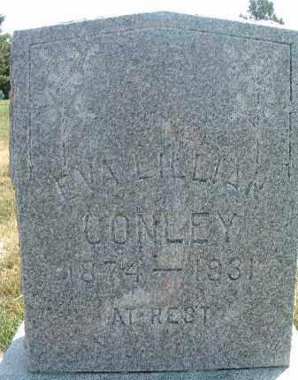 CONLEY, EVA LILLIAN - Klamath County, Oregon | EVA LILLIAN CONLEY - Oregon Gravestone Photos