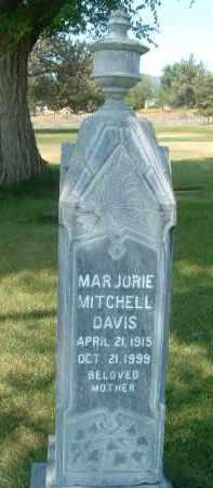 MITCHELL, MARJORIE - Klamath County, Oregon | MARJORIE MITCHELL - Oregon Gravestone Photos