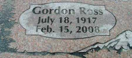 FELBER, GORDON ROSS - Klamath County, Oregon | GORDON ROSS FELBER - Oregon Gravestone Photos