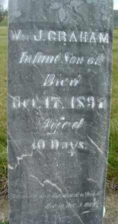 GRAHAM, WILLIAM J. - Klamath County, Oregon | WILLIAM J. GRAHAM - Oregon Gravestone Photos