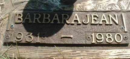 HUCKEBA, BARBARA JEAN - Klamath County, Oregon   BARBARA JEAN HUCKEBA - Oregon Gravestone Photos