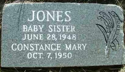 JONES, CONSTANCE MARY - Klamath County, Oregon | CONSTANCE MARY JONES - Oregon Gravestone Photos