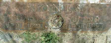 JONES, HELEN P. - Klamath County, Oregon | HELEN P. JONES - Oregon Gravestone Photos