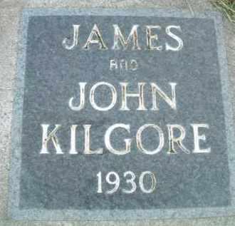 KILGORE, JOHN - Klamath County, Oregon | JOHN KILGORE - Oregon Gravestone Photos