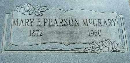 PEARSON, MARY E - Klamath County, Oregon | MARY E PEARSON - Oregon Gravestone Photos