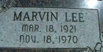 MILLER, MARVIN LEE - Klamath County, Oregon | MARVIN LEE MILLER - Oregon Gravestone Photos