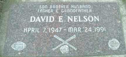 NELSON, DAVID E. - Klamath County, Oregon | DAVID E. NELSON - Oregon Gravestone Photos