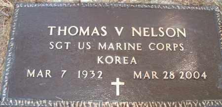 NELSON (KOR), THOMAS V. - Klamath County, Oregon | THOMAS V. NELSON (KOR) - Oregon Gravestone Photos
