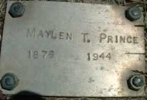 PRINCE, MAYLEN T. - Klamath County, Oregon | MAYLEN T. PRINCE - Oregon Gravestone Photos