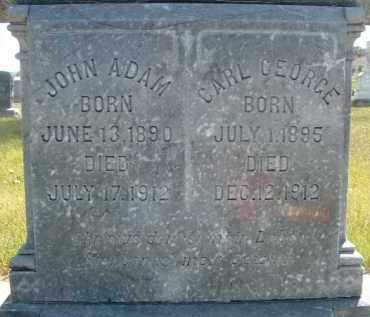 RITTER, JOHN ADAM - Klamath County, Oregon | JOHN ADAM RITTER - Oregon Gravestone Photos