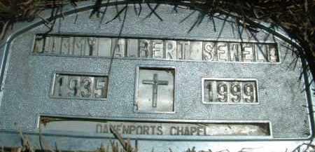 SEWELL, JIMMY ALBERT - Klamath County, Oregon   JIMMY ALBERT SEWELL - Oregon Gravestone Photos