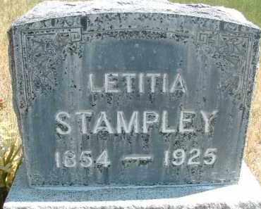 STAMPLEY, LETITIA - Klamath County, Oregon | LETITIA STAMPLEY - Oregon Gravestone Photos