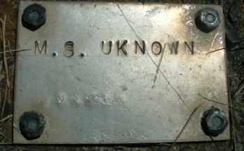 UNKNOWN, M. S. - Klamath County, Oregon | M. S. UNKNOWN - Oregon Gravestone Photos