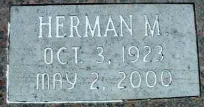 WOLF, HERMAN M. - Klamath County, Oregon   HERMAN M. WOLF - Oregon Gravestone Photos
