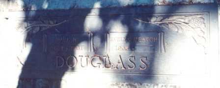 DOUGLASS, EVELYN CLAIRE - Lane County, Oregon | EVELYN CLAIRE DOUGLASS - Oregon Gravestone Photos