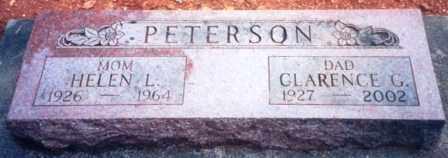 PETERSON, CLARENCE GENE - Lane County, Oregon | CLARENCE GENE PETERSON - Oregon Gravestone Photos