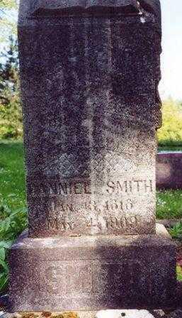 SMITH, DANIEL - Lane County, Oregon | DANIEL SMITH - Oregon Gravestone Photos