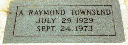 TOWNSEND, ALFRED RAYMOND - Lane County, Oregon | ALFRED RAYMOND TOWNSEND - Oregon Gravestone Photos