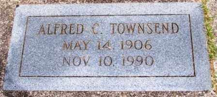 TOWNSEND, ALFRED CADWELL - Lane County, Oregon | ALFRED CADWELL TOWNSEND - Oregon Gravestone Photos