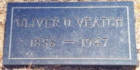 VEATCH, OLIVER ORVILLE - Lane County, Oregon | OLIVER ORVILLE VEATCH - Oregon Gravestone Photos