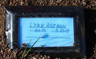 ASZMAN, LYNN ANNE - Lincoln County, Oregon   LYNN ANNE ASZMAN - Oregon Gravestone Photos