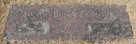 BRAY, BEULAH C - Lincoln County, Oregon   BEULAH C BRAY - Oregon Gravestone Photos