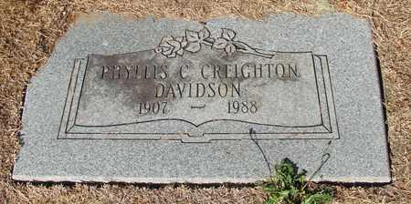 CREIGHTON, PHYLLIS CLARE - Lincoln County, Oregon | PHYLLIS CLARE CREIGHTON - Oregon Gravestone Photos